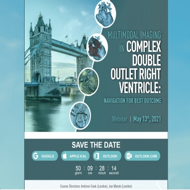 📅 REGISTRATION FORM - MULTIMODAL IMAGING IN COMPLEX DOUBLE OUTLET RIGHT VENTRICLE: NAVIGATION FOR BEST OUTCOME _ May 13, 2021 📅 (2)