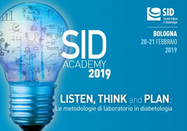 SID ACADEMY 2018 LISTEN, THINK AND PLAN 2019