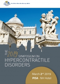 THE 2019 SYMPOSIUM ON HYPERCONTRACTILE DISORDERS