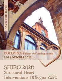 STRUCTURAL HEART INTERVENTIONS BOLOGNA – SHIBO 2020