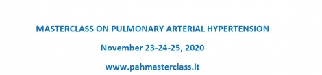 MASTERCLASS ON PULMONARY ARTERIAL HYPERTENSION