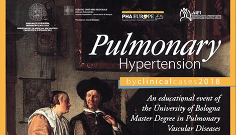 PULMONARY HYPERTENSION BY CLINICAL CASES - 2018 -  EVENT OF THE UNIVERSITY